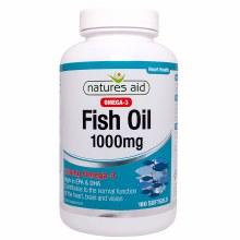Fish Oil 1000mg 180s