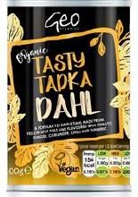Cans - Org Tasty Tadka Dahl