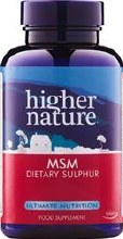 Msm Sulphur 90s