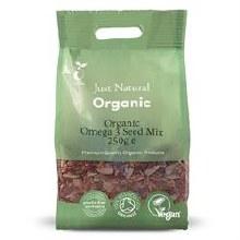 Organic Omega 3 Seed Mix 250g