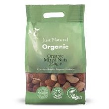 Organic Mixed Nuts