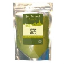 Org Moringa Powder