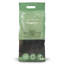 Org Black Beluga Lentils
