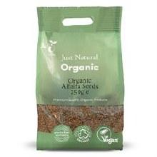 Organic Alfalfa Seeds
