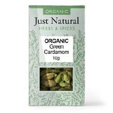 Org Cardamom Whole