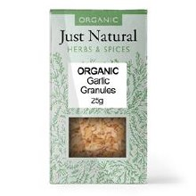 Org Garlic Granules