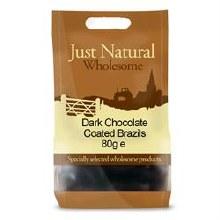 Dark Chocolate Coated Brazils