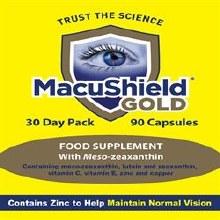 MacuShield Gold Eye Healt