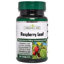 Raspberry Leaf 750mg