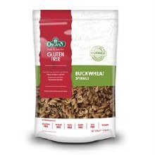 Buckwheat Spirals