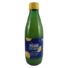 Org Sicilian Lemon Juice