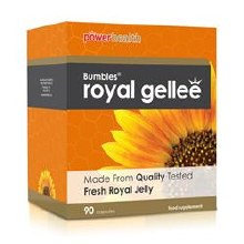Bumbles Royal Gellee 500mg 90s