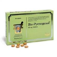 Bio-Pycnogenol 40mg 60s