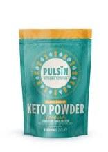 Pulsin Vanilla Keto Powder