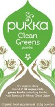 Clean Greens Powder