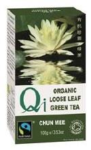 Org Loose Leaf Chun Mee Tea