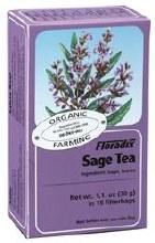 Sage Organic Herbal Tea