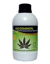 Eicosanoil Hemp Seed Oil