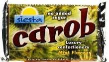 Peppermint Carob Bar