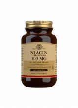 Niacin 100 mg (Vitamin B3) Tab