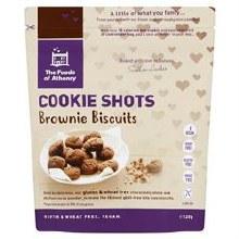 GF Cookie Shots BROWNIES