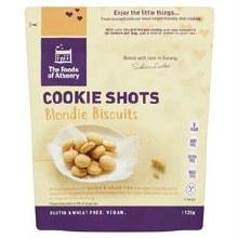 GF Cookie Shots BLONDIES