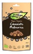 Raw Chocolate Mulberries