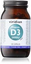 Vitamin D3 2000iu 150s