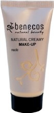 Natural Creamy Make Up Nude