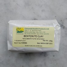 Bentonite Clay 100g