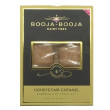 Booja Org Honeycomb Caram