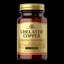 Chelated Copper Tablets