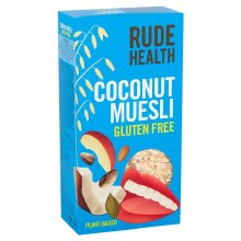 Coconut Muesli