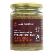 Org F/T Crunchy Peanut Butter