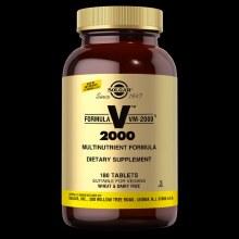 Formula VM-2000(R) Tablets