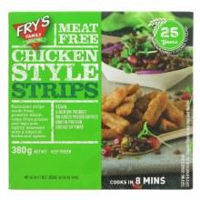 Frys Chicken Style Strips