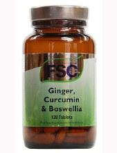 FSC Ginger Curcumin Boswe