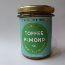 Almighty Toffee Almond
