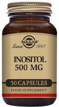 Inositol 500 mg Vegetable Caps