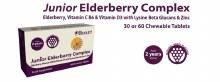 BioNutri Junior Elderberry 60s