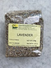 Lavender Flowers 100g