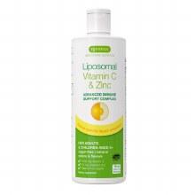 Liposomal Vitamin C and Zinc