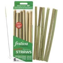 Maistic Nat Bamboo Straws