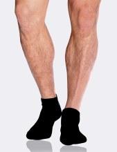 Boody Men Sport Ankle Sock Whi