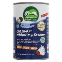 Nat Charm Coconut Whip Cream