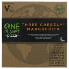 One Planet Three Cheese M