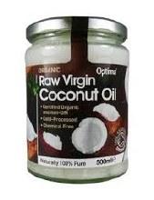 Optima Raw Virgin Coconut Oil