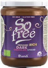 So Free Dark Choc Nas Spread