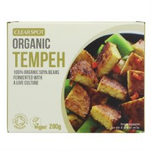 Clearspot Tempeh 200g