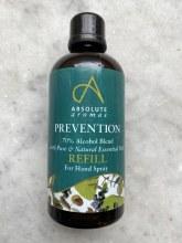 AA Prevention Sanitiser Refill